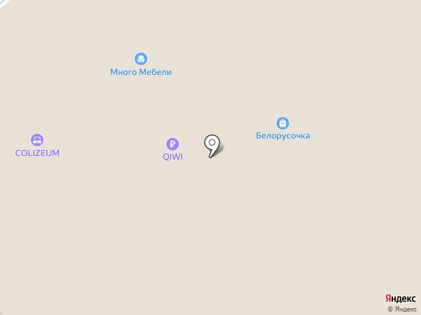 АВМ на карте Люберец