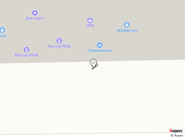 Минимаркет на карте Люберец