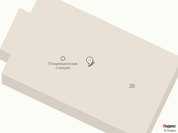 Киреевская инкубаторно-птицеводческая станция на карте Киреевска