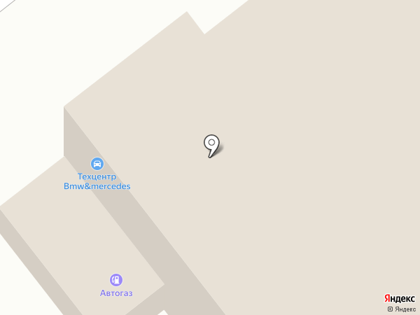 AutoLife на карте Томилино