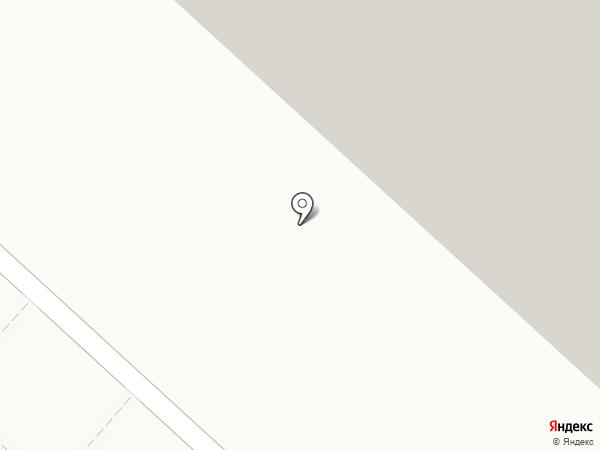 Веселый паровозик на карте Люберец