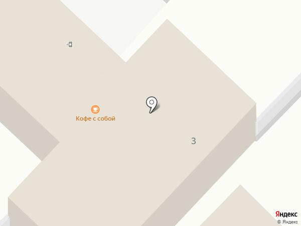Интербумторг на карте Люберец
