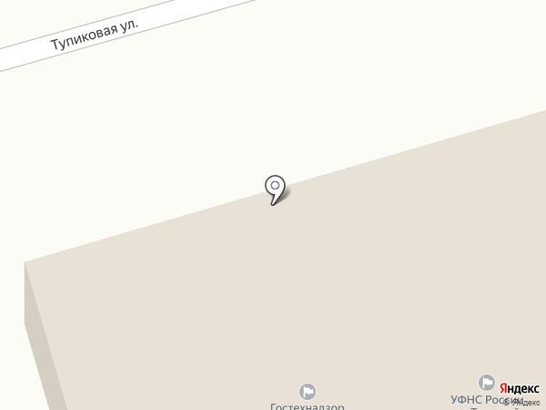 Инспекция гостехнадзора Киреевского района на карте Киреевска