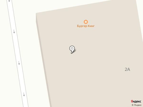 Автокомплекс на карте Томилино