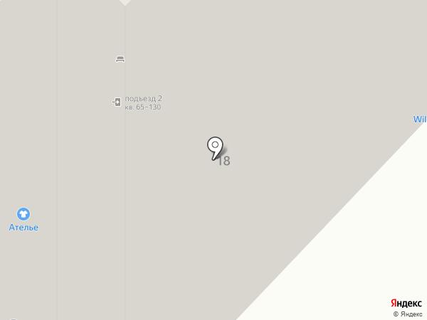 Tonirofka.ru на карте Москвы