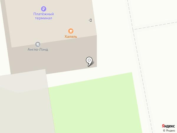 Бюро переводов на карте Томилино