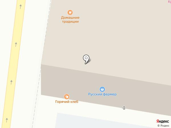 Индейкин Дом на карте Балашихи