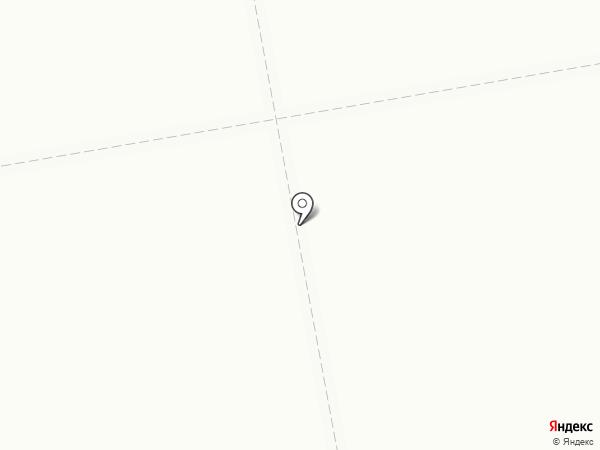 Милора на карте Томилино