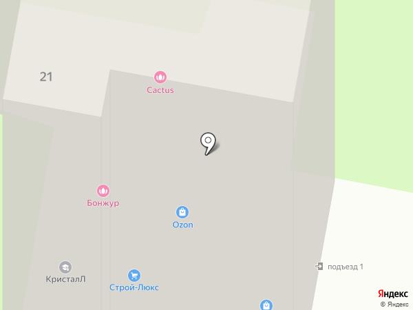 Petit Caprice на карте Старого Оскола