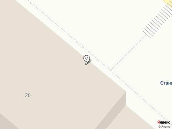 Булочная №74 на карте Люберец