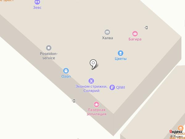 Мультипроцессинг КИТ на карте Люберец