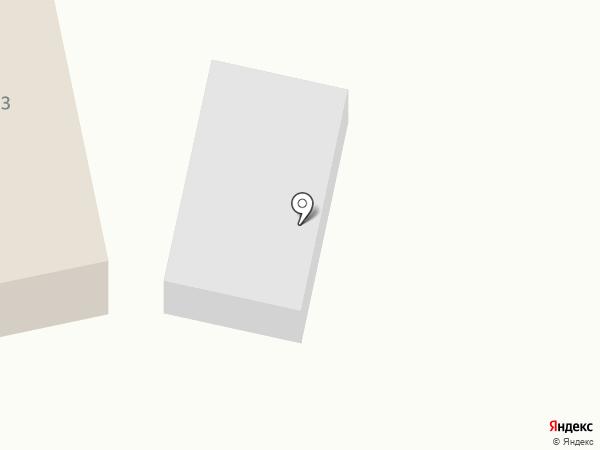 Тройка на карте Старого Оскола