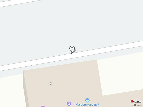 Орматек на карте Томилино