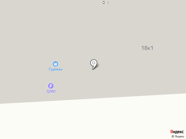 Бочка на карте Некрасовки