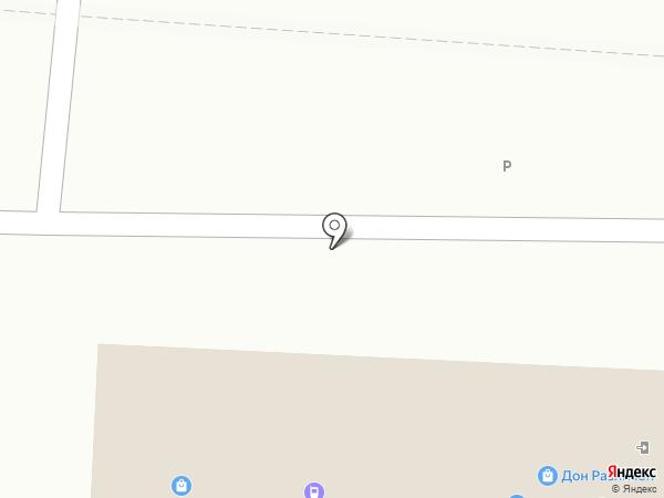 Максим на карте Балашихи