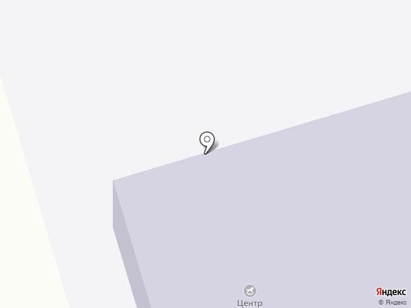 Детский сад №3, Рябинка на карте Киреевска