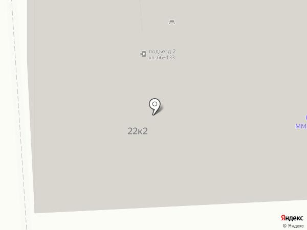 Олимп на карте Некрасовки