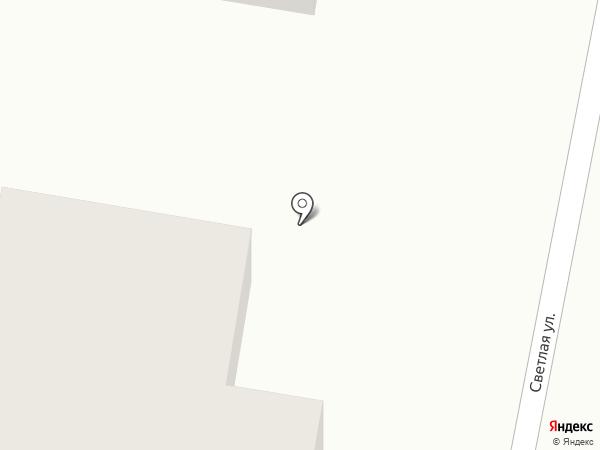 Дома Трудолюбия на карте Старого Оскола