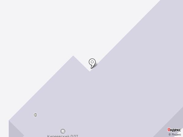 Киреевский дом детского творчества на карте Киреевска