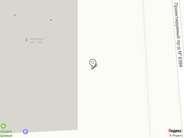 Барс на карте Некрасовки