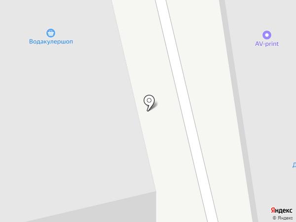 ВУГИ-МОТОРС на карте Люберец