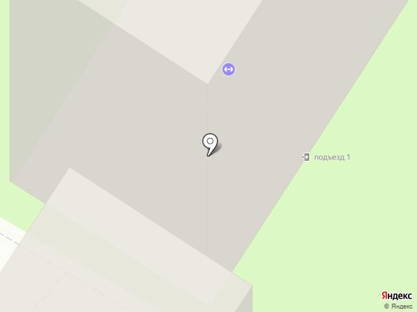 Участковый пункт полиции №2 на карте Лесного