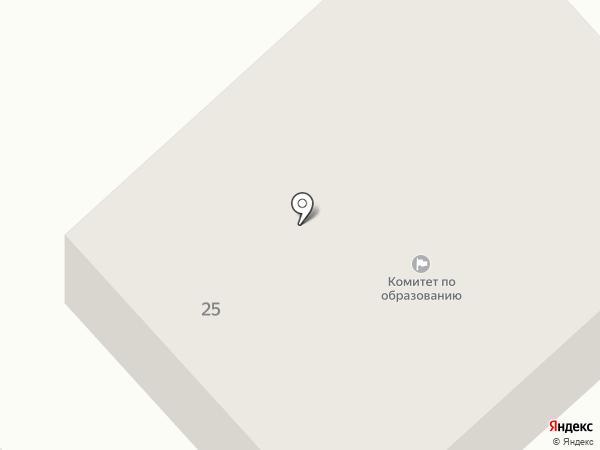 Маяк на карте Киреевска