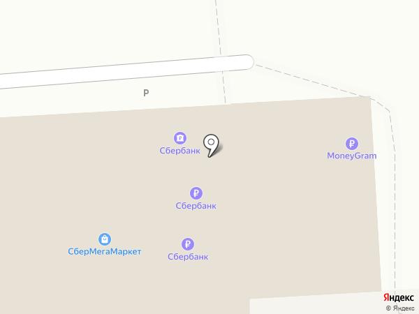 Платежный терминал, Сбербанк, ПАО на карте Некрасовки
