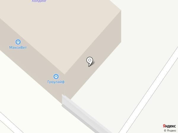 МаксиВет на карте Люберец