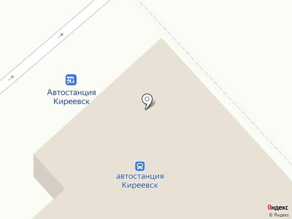 Кафетерий на карте Киреевска