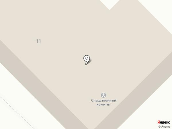 Следственный отдел по г. Киреевск на карте Киреевска