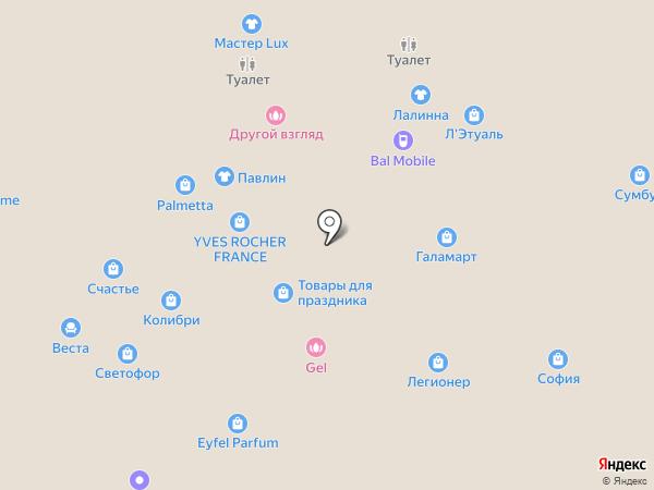 TourPay на карте Балашихи