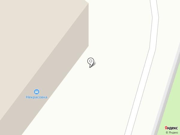 AutoDetailingCenter на карте Некрасовки