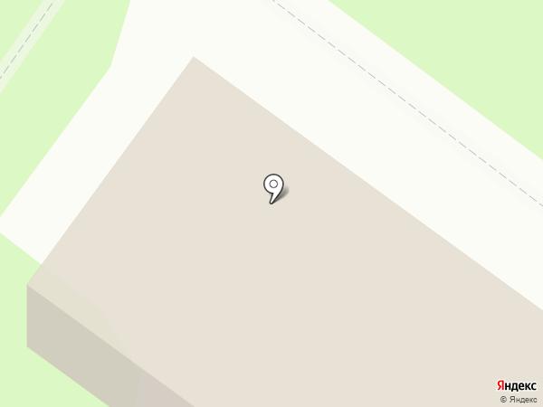 Комплексный центр социального обслуживания №5, ГУ на карте Киреевска