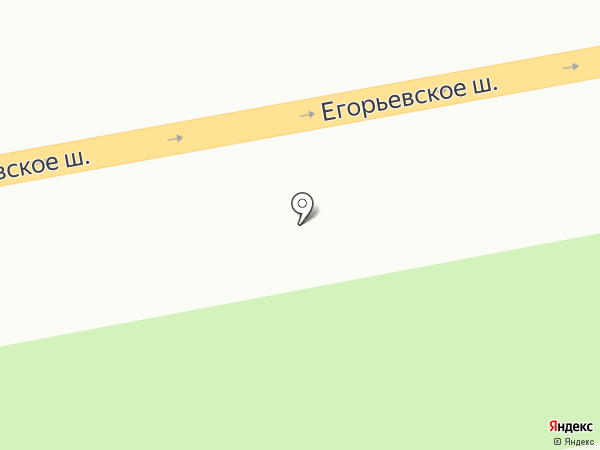 По пути на карте Томилино