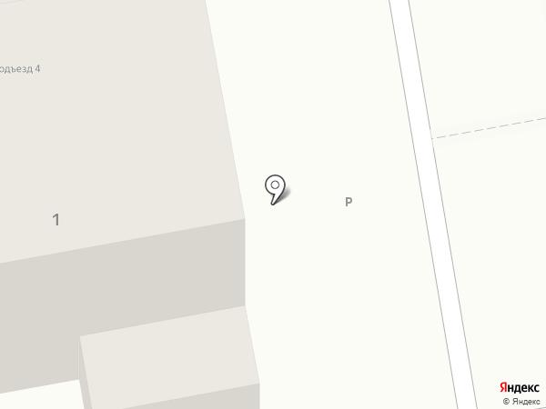 Магазин канцтоваров на карте Люберец