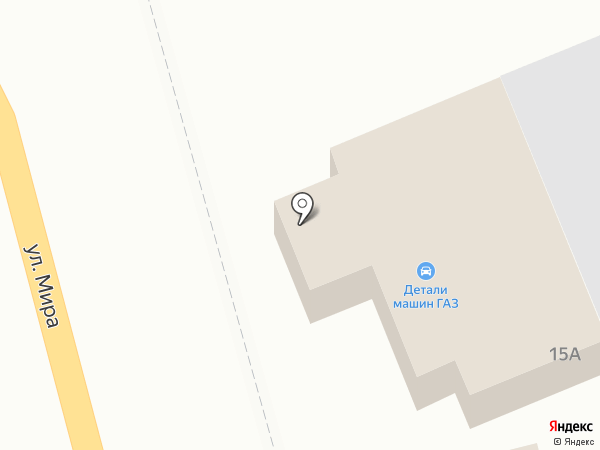 Стройцентр на карте Киреевска