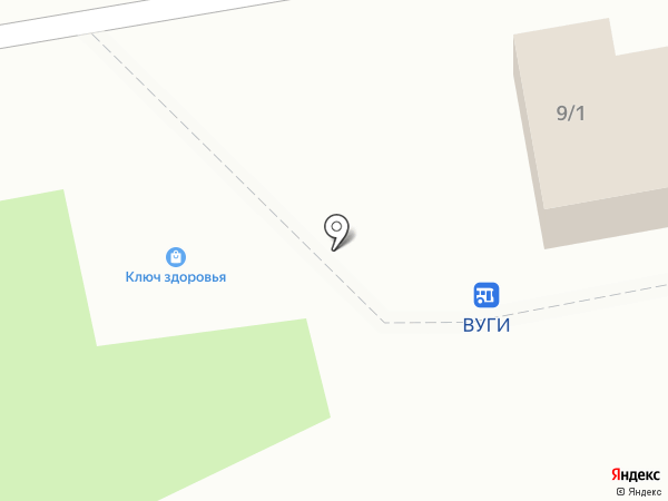 Ключ Здоровья на карте Люберец