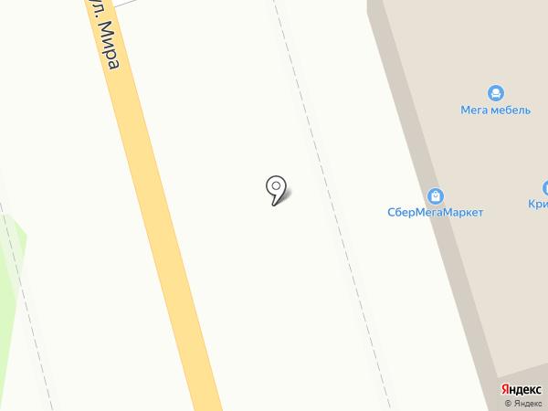 Банкомат, Сбербанк, ПАО на карте Киреевска