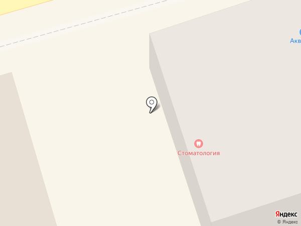 Макси-дент на карте Киреевска