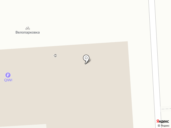 Магнит на карте Некрасовки