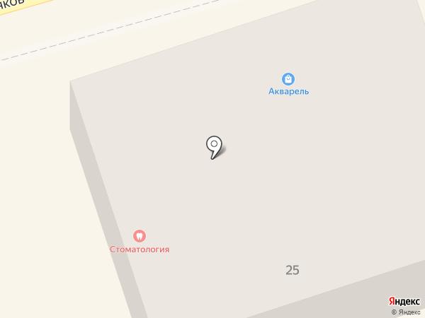 Стоматологический кабинет на карте Киреевска