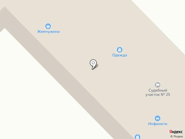 У Марковны на карте Киреевска