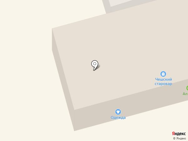 Город на карте Киреевска