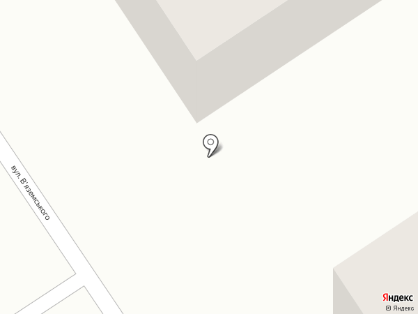 Донецкий хлебушек на карте Макеевки