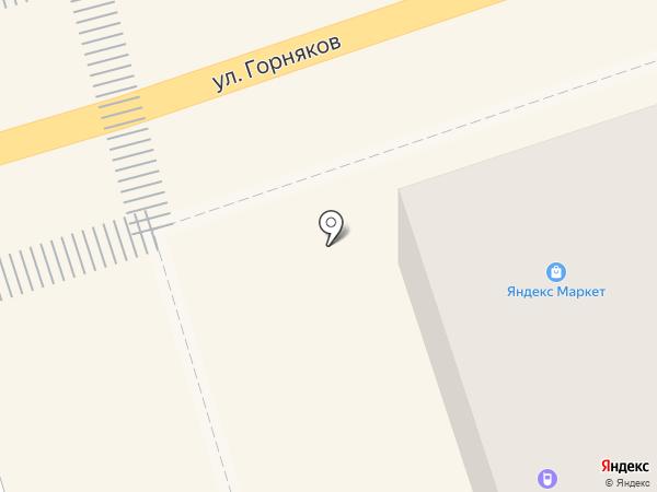 Мегафон на карте Киреевска