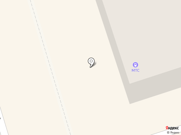 МТС на карте Киреевска