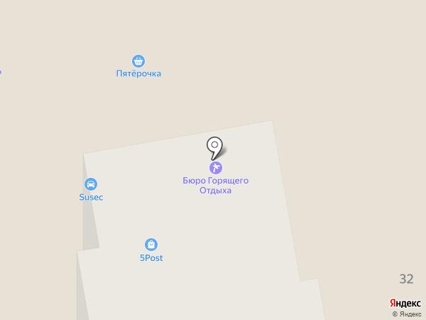 Магазин товаров для ремонта на ул. Птицефабрика микрорайон на карте Томилино