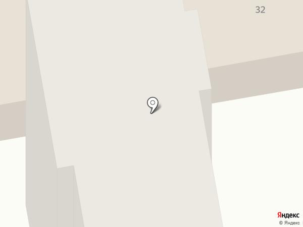 Бюро горящего отдыха на карте Томилино