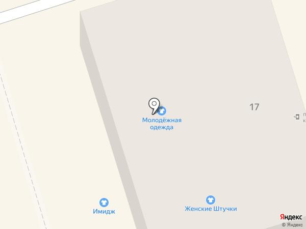 Имидж на карте Киреевска